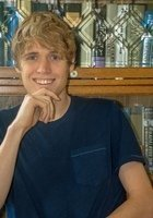 A photo of Peter, a tutor from Carleton College