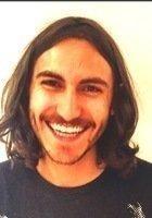 A photo of Nicholas, a tutor from Santa Clara University