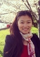 A photo of Rachel, a tutor from Yale University