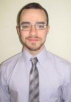 A photo of John Raffles, a tutor from University of Arizona
