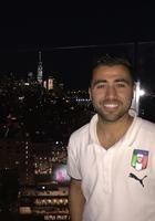 A photo of Gianpiero, a tutor from St.John's University