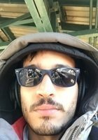 A photo of Mehdi, a tutor from CUNY Hunter College