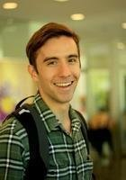 A photo of Luke, a tutor from University of British Columbia
