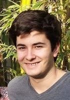 A photo of Nathan, a tutor from University of California-Davis