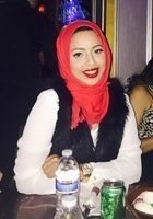 A photo of Hajar, a tutor from Northeastern University