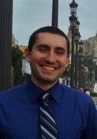 A photo of Phillip, a tutor from George Washington University