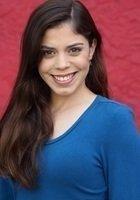 A photo of Marisol, a tutor from La Salle University