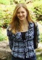 A photo of Lauren, a tutor from Kenyon College