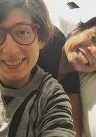 A photo of Cristina, a tutor from Rutgers University-New Brunswick
