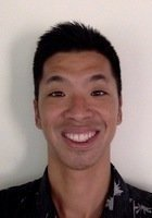 A photo of Darren, a tutor from University of Hawaii at Manoa