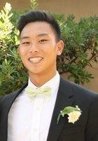 A photo of Kevin, a tutor from Georgetown University