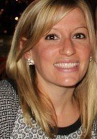 A photo of Krista, a tutor from West Chester University of Pennsylvania