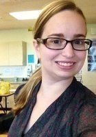 A photo of Caitlin, a tutor from Northern Arizona University