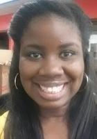 A photo of Shaneequa, a tutor from University of North Carolina at Chapel Hill