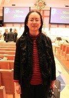 A photo of Lixian, a tutor from University of Pennsylvania