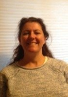 A photo of Kimberly, a tutor from San Francisco State University
