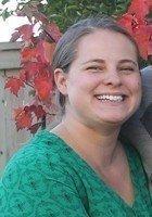 A photo of Celia, a tutor from Boston University