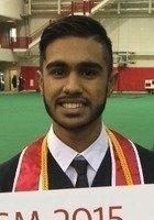 A photo of Fahad, a tutor from University of Houston