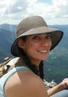 A photo of Katherine, a tutor from Fort Lewis College
