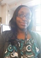 A photo of Tamika, a tutor from CUNY York College