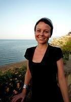 A photo of Giulia, a tutor from Bocconi University, Milano