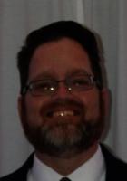 A photo of Ken, a tutor from U.W. La Crosse