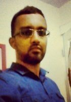 A photo of Abdullah, a tutor from CUNY Queens College
