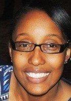 A photo of LaTokey, a tutor from Northwestern State University of Louisiana