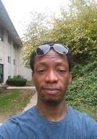 A photo of Oluwasanmi, a tutor from Howard University