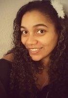 A photo of Fatima, a tutor from University of Arizona