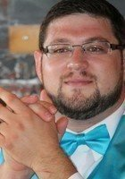 A photo of Nathan, a tutor from University of Missouri-St Louis