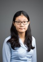 A photo of Eunice, a tutor from CUNY Hunter College