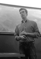 A photo of Peter, a tutor from Swarthmore College