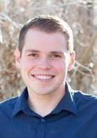 A photo of Sean, a tutor from BYU (Brigham Young University)