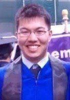 A photo of Kevin, a tutor from Northwestern University