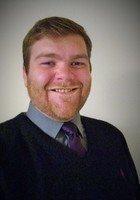 A photo of Joe, a tutor from University of New Hampshire