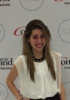 A photo of Elizabeth, a tutor from SUNY College at Cortland