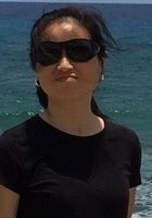 A photo of Shelley, a tutor from Rutgers University, New Jersey