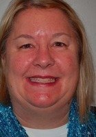 A photo of Karen, a tutor from Central Michigan University
