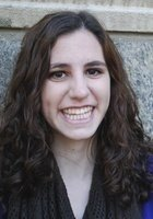 A photo of Zoe, a tutor from Georgetown University