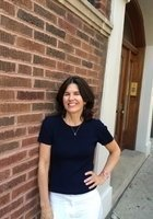 A photo of Lisa, a tutor from University of Kansas