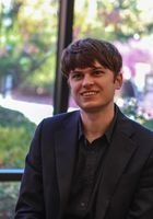 A photo of Leon, a tutor from Appalachian State University