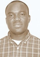 A photo of Olufemi, a tutor from University of Agriculture