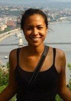 A photo of Monica, a tutor from CU Boulder