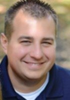 A photo of Frank, a tutor from Slippery Rock University of Pennsylvania