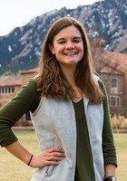 A photo of Emma, a tutor from University of Colorado Boulder
