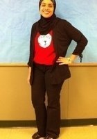 A photo of Rema, a tutor from Nova Southeastern University