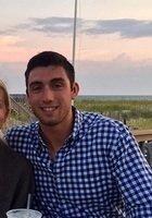 A photo of Noah, a tutor from Emory University
