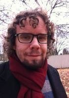 A photo of Jonas, a tutor from Lund University (Sweden)