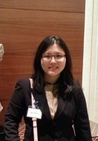 A photo of Rui, a tutor from Emory University